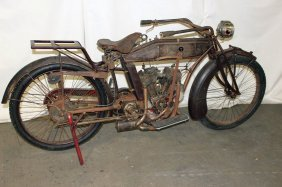 1916 Indian Motorcycle