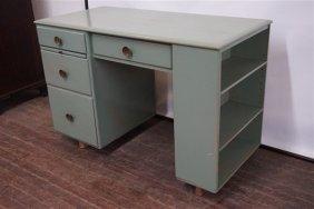 Harry Steigman New York City Maple Desk