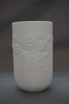 Rosenthal Bjorn Winblad White Porcelain Cup