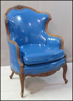 LOUIS XV STYLE CHAIR.