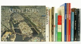 A Collection Of Books On European Cities.