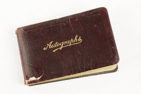 An Early 20th Century Autograph Album.