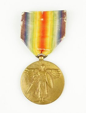 The Great War For Civilization Medal.
