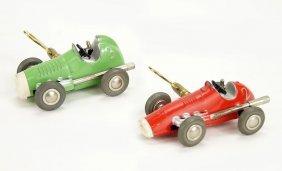 A Schuco Die Cast Micro Racers.