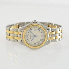 Cartier Panthere Wristwatch, Switzerland Around 1990