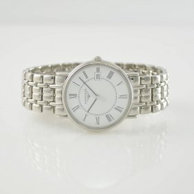 Longines Wristwatch, Switzerland Around 2005