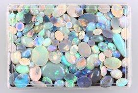 Lot Loose Opal Cabochons