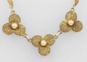 Silver Necklace Theodor Fahrner