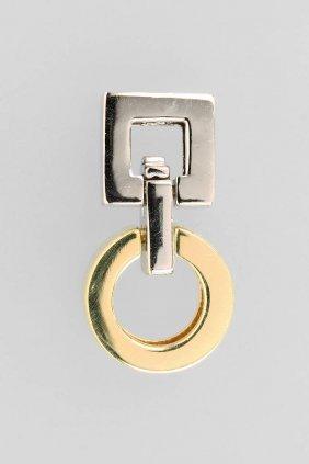 14 Kt Gold Jewelry Clasp