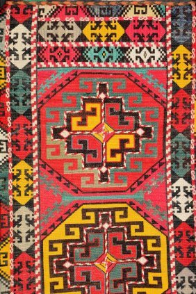 Uzbek 'mafrash',