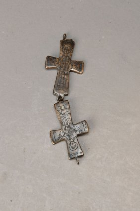 Pilgrims Cross, Byzantine