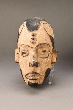 Mask, Chokwe, Angola