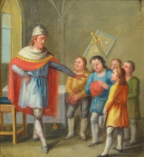 Unidentified History Painter