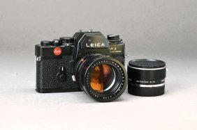 Leica R 3 Electronic