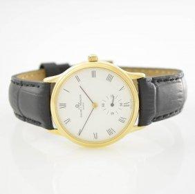 Baume & Mercier 18k Yellow Gold Wristwatch