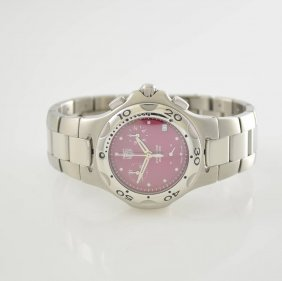 Tag Heuer Professional Ladies Wristwatch With