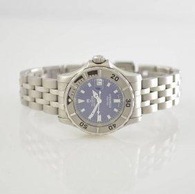 Tudor Ladies Wristwatch Princess Date Hydronaut