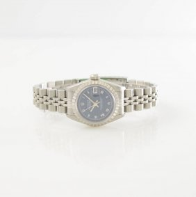 Rolex Ladies Wristwatch Oyster Perpetual Date