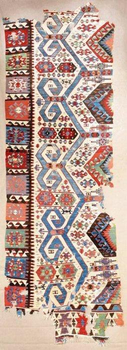Aksaray 'kilim' (fragment),