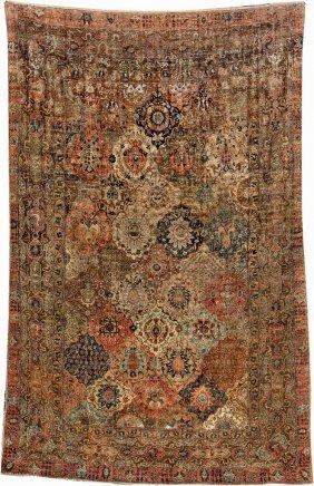 Silk And Metal-thread Koum Kapi,