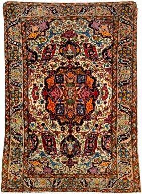 Isfahan 'village-rug',