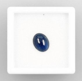 Loose Sapphire, Approx. 5.80 Ct, Oval