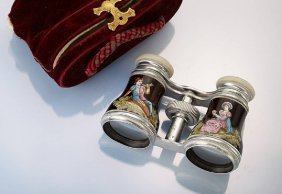 Theatre Binoculars, France Approx. 1880/90s