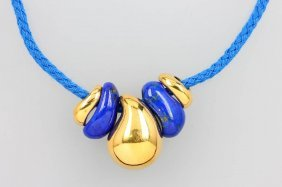 5 14 Kt Gold Necklace Elements