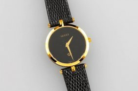 Gucci Wristwatch, Metal Gold Plated
