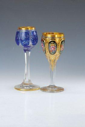 Two Wine Glasses, Bohemia