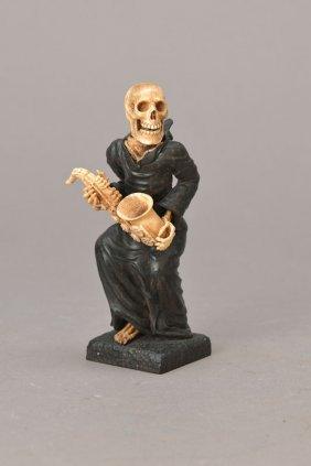 Memento Mori Carving