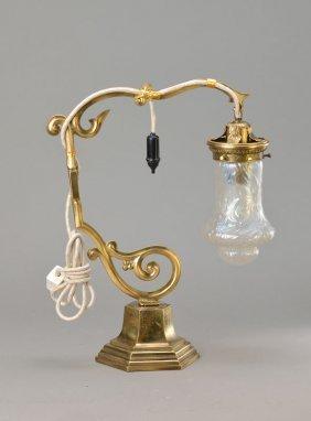 Table Lamp, German, Around 1900