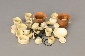 20 Small Vessels For Dollhouses
