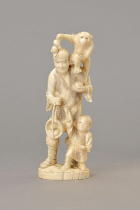 Ivory Carving, Japan