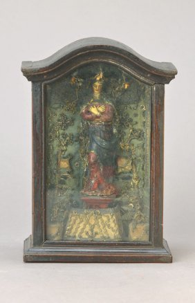 Relic, Southern Germany, 2.h.19th C.