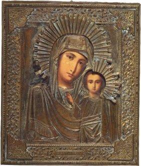 Icon, Russia, 19th C.