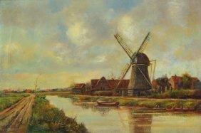 J.l. Lohuizen, Dutch Painter