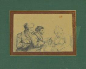 Attribution: Wilhelm Hensel, 1794-1861