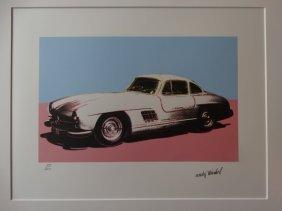 Andy Warhol-mercedes