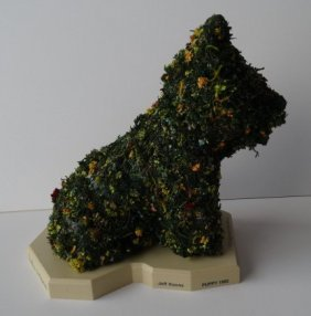 Jeff Koons, 'puppy', Dried Flower Multiple, 1992