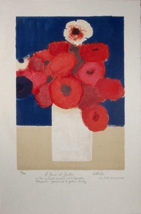 Bernard Cathelin French, (1919-2004)