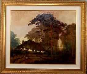 Henri Joseph Pauwels, (1903-1983, Belgian)