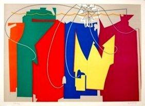 Man Ray, (1890-1976 American)