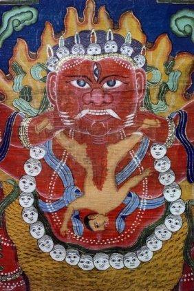 Unknown - Goddess Kali