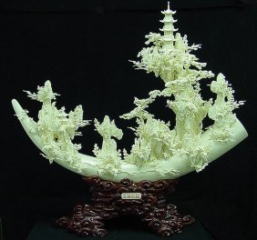 Chinese Fine Art Carving