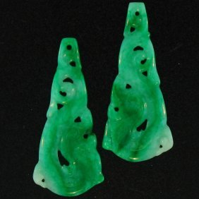 Natural Green Jade Loose