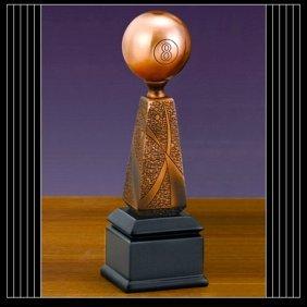 Bronze Billard Ball