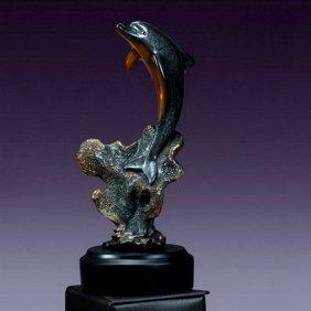 Bronze Dolphin