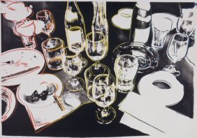 In The Manner Of Andy Warhol. After The Party, 1979