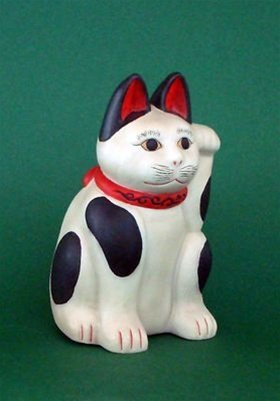 Japanese Good Luck Cat, Meneki Neko